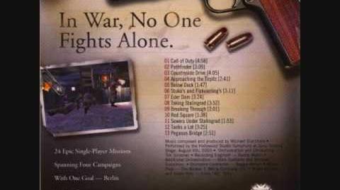 "Call of Duty Soundtrack ""Pegasus Bridge"""