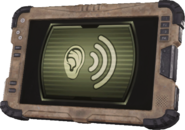 Eavesdrop Model MWR