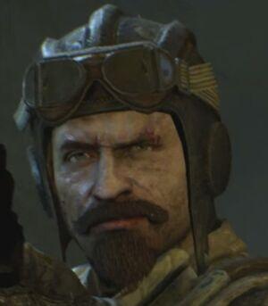 Nikolai Belinski face profil