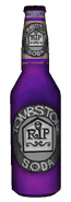 Tombstone Soda bottle model BOII