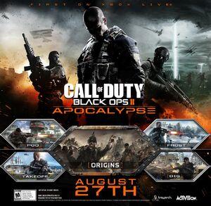 Apocalypse Poster BOII
