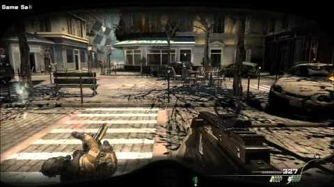 Walkthrough (Call of Duty: Modern Warfare 3)