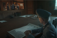 Gerber points out Fischer to the Gestapo CoD WWII