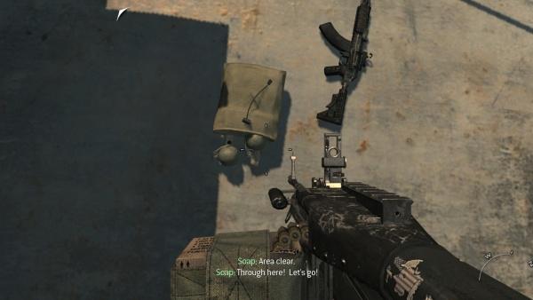 Grenade Bag MW3
