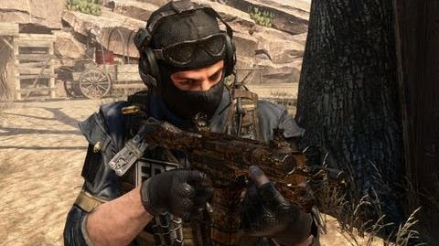 N7/Black Ops II: Fan-Vote Personalization Packs Trailer