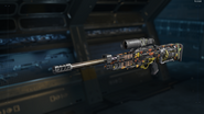 RSA Interdiction Gunsmith Model Underworld Camouflage BO3