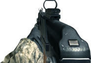 AK-74u Red Dot Sight CoD4