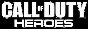 CoD Heroes Logo