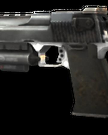 Desert Eagle Call Of Duty Wiki Fandom - fe gun kit glock roblox