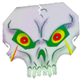 Ghosts n skulls logo