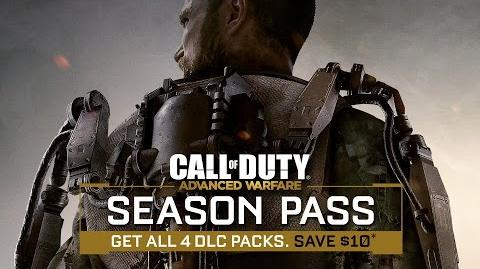 This username better work/Official Advanced Warfare Season Pass Trailer Released
