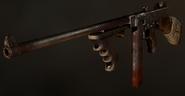 Thompson Bien recu CoD WWII Menu