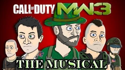 """""""soap""""anderson/mw3 the musical"""