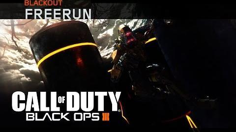 BLACK OPS 3 - Freerun Blackout (COD BO3)