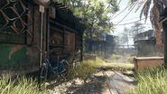 COD Ghosts Invasion Favela Environment