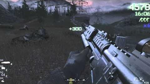 CoD4 Blackout Arcade Mode Veteran (HD)