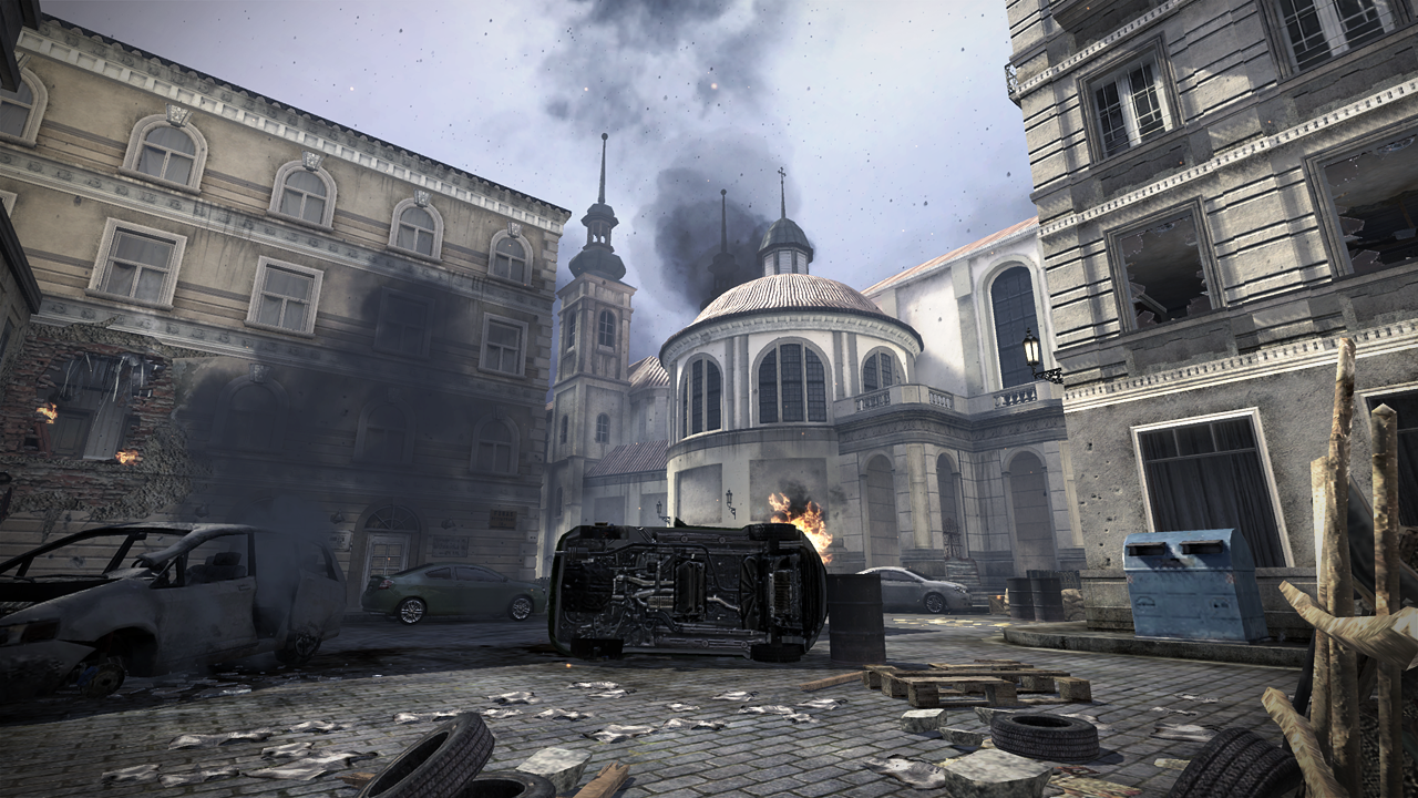 Lockdown Call Of Duty Wiki Fandom Powered By Wikia