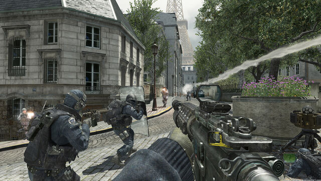 File:MW3 Resistance M4A1 RDS Silenced.jpg