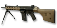 Menu mp weapons hk21