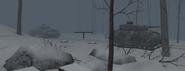 Panzer IVs Festung Recogne CoD1