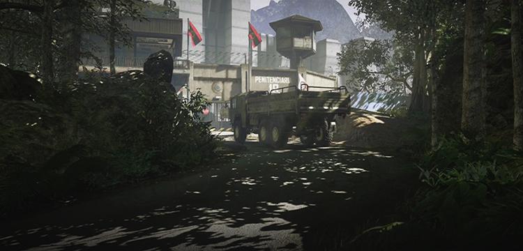 Prison Break (map) | Call of Duty Wiki | FANDOM powered by Wikia on