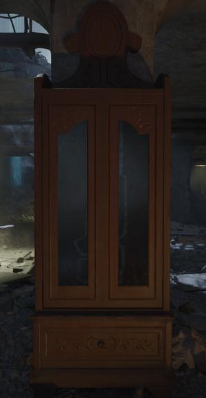 Sniper Cabinet Nacht der Untoten BO3