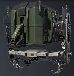 Call of Duty Infinite Warfare Груз доставки