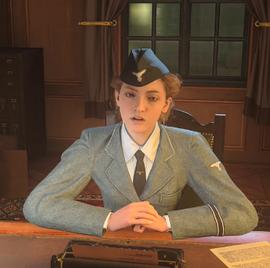 Heinrich's Secretary WWII