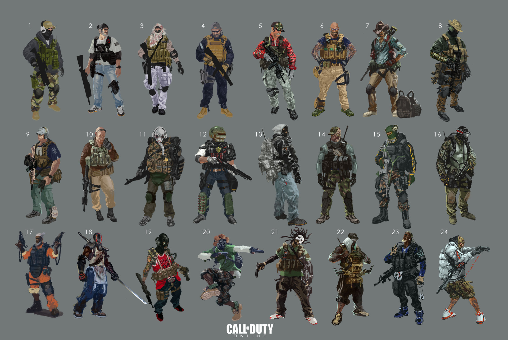 Image Mercenaries Concept Codo Jpg Call Of Duty Wiki