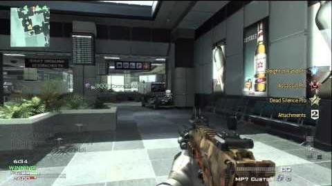 Modern Warfare 3 Team Deathmatch Gameplay on Terminal