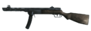 PPSh-41 Third Person BO