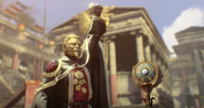 Priest with Sentinel Artifact IX