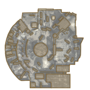 Roundhouse minimap WaW