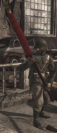 Советский солдат 1 (Сердце Рейха)