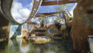 Aquarium Map Preview BO3