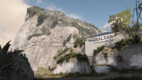 Gibraltar Loading Screen 1 WWII