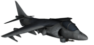 Harrier USAF MW2