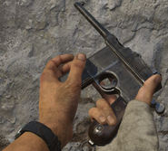 Machine Pistol Reload WWII
