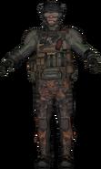 Mercenaires Fusils-mitrailleurs BO2