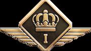 Ranked Play Season 1 Logo WWII