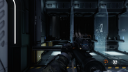 Sten ACOG Sight AW