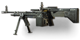 Weapon m60e4 mw3