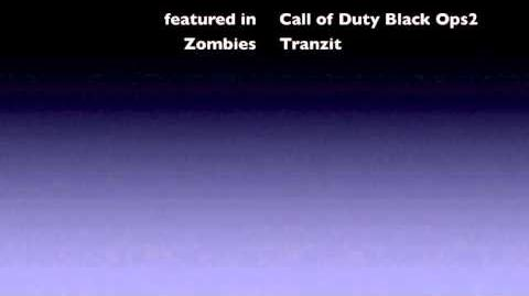 "Call of Duty Black Ops 2 - zombie Tranzit ""Lovesong for a Deadman"""