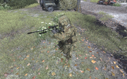 Ghillie Suit sniper Creek COD4