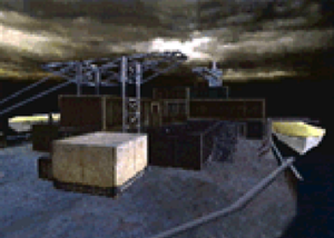 Intervention Multiplayer Map DS