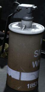 MW Дымовая граната