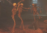 Rave Skeletons IW