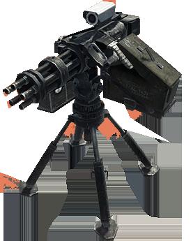Sentry Gun HUD icon BO