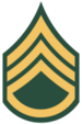 US Army OR-5