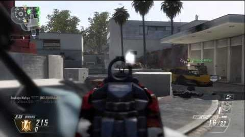 Black Ops 2 - Headquarters on Raid (Swarm Gameplay)